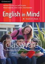 English in Mind Level 1 Classware CD-ROM Polish Exam Edition