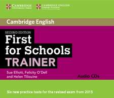 First for Schools Trainer Audio CDs (3)