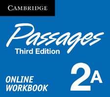 Passages Level 2 Online Workbook A Activation Code Card