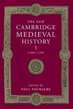 The New Cambridge Medieval History: Volume 1, c.500–c.700