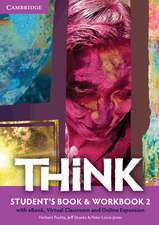 Think Level 2 Student's Book and Workbook, eBook, Virtual Classroom and Online Expansion (for Italy)