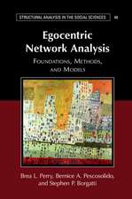 Egocentric Network Analysis  : Foundations, Methods, and Models