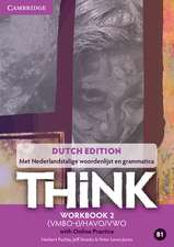 Think Level 2 Workbook with Online Practice (for the Netherlands)