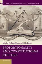 Proportionality and Constitutional Culture