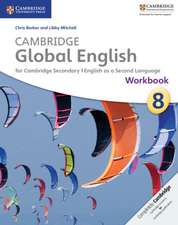 Cambridge Global English Workbook Stage 8: for Cambridge Secondary 1 English as a Second Language