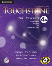 Touchstone Level 4 Full Contact A