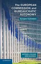 The European Commission and Bureaucratic Autonomy: Europe's Custodians