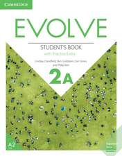 Evolve Level 2A Student's Book with Practice Extra