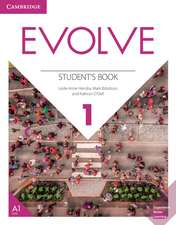 Evolve Level 1 Student's Book