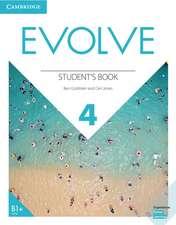 Evolve Level 4 Student's Book