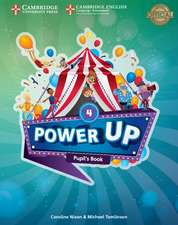 Power Up Level 4 Pupil's Book
