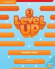 Level Up Level 2 Teacher's Book