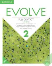 Evolve Level 2 Full Contact with DVD