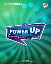 Power Up Level 4 Teacher's Book