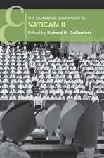 The Cambridge Companion to Vatican II