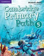 Cambridge Primary Path Level 5 Student's Book with Creative Journal American English