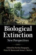 Biological Extinction: New Perspectives