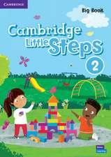 Cambridge Little Steps Level 2 Big Book American English