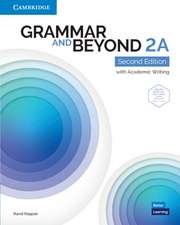 Grammar and Beyond Level 2A Student's Book with Online Practice