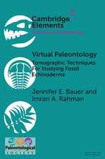 Virtual Paleontology