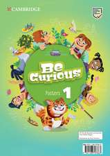 Be Curious Level 1 Posters