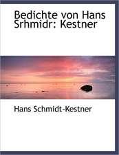 Bedichte Von Hans Srhmidr