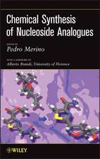 Chemical Synthesis of Nucleoside Analogues