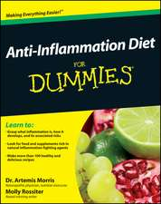 Anti–Inflammation Diet For Dummies