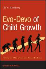 Evo–Devo of Child Growth: Treatise on Child Growth and Human Evolution