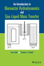An Introduction to Bioreactor Hydrodynamics and Gas–Liquid Mass Transfer