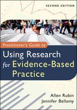 Practitioner′s Guide to Using Research for Evidence–Based Practice