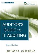 Auditor′s Guide to IT Auditing: + Software Demo