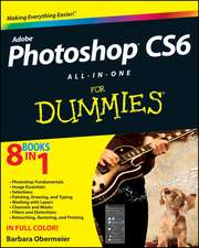 Photoshop CS6 All–in–One For Dummies