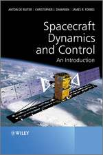 Spacecraft Dynamics and Control