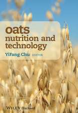 Oats Nutrition and Technology