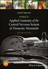 King′s Applied Anatomy of the Central Nervous System of Domestic Mammals