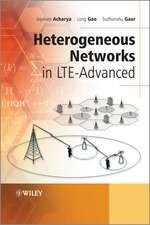Heterogeneous Networks in LTE–Advanced