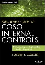 Executive′s Guide to COSO Internal Controls: Understanding and Implementing the New Framework