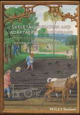 Skeletal Variation and Adaptation in Europeans