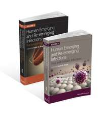 Human Emerging and Re–emerging Infections: 2 Volume Set