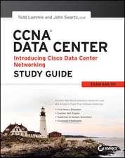 CCNA Data Center – Introducing Cisco Data Center Networking Study Guide: Exam 640–911