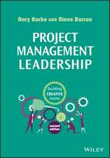 Project Management Leadership: Building Creative Teams