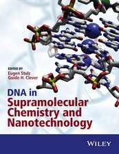 DNA in Supramolecular Chemistry and Nanotechnology