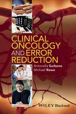 Clinical Oncology and Error Reduction