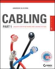 Cabling Part 1 LAN Networks