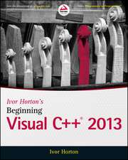 Ivor Horton′s Beginning Visual C++ 2013