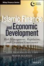 Islamic Finance and Economic Development: Risk, Regulation, and Corporate Governance