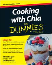 Cooking with Chia For Dummies