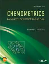 Chemometrics: Data Driven Extraction for Science