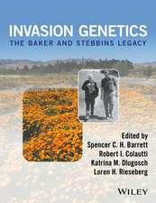 Invasion Genetics – the Baker & Stebbins Legacy